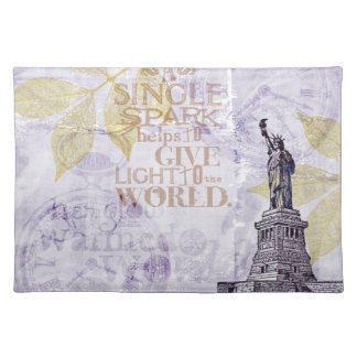 Inspired New York Liberty Placemat