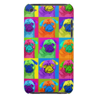 inspired Pug Ipod Touch Speck Case
