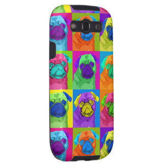 inspired Pug Samsung Galaxy S Case-Mate Cas Galaxy S3 Cover