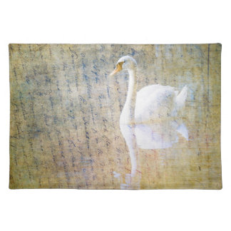 Inspired Swan Place Mats