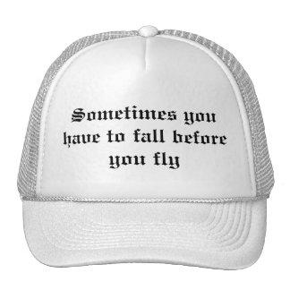 Inspired Trucker Hat