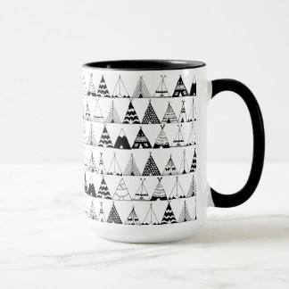 Inspired Wigwam Mug