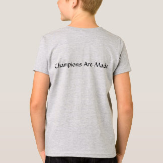 InspireMe Collecshions T-Shirts for Champions