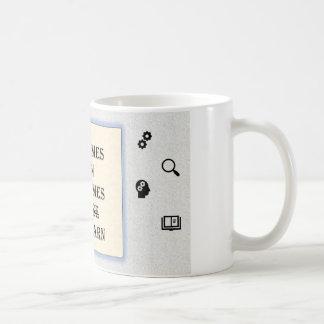 Inspiring coffee mug