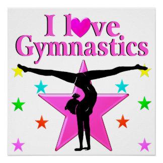 gymnastics art gymnastics prints posters framed art more