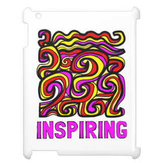 """Inspiring"" iPad, iPad Mini, iPad Mini 2, iPad Air iPad Cover"