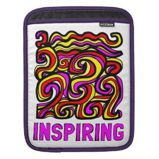 """Inspiring"" iPad, iPad Mini, MacBook Air Sleeve"
