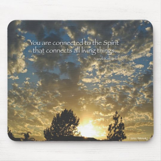 Inspiring Mouse Pad. Great gift! Mouse Pad