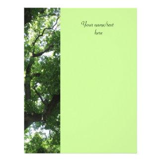 Inspiring Tree Letterhead