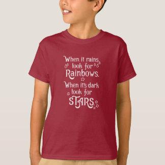 Inspiring When it Rains and Dark | Shirt
