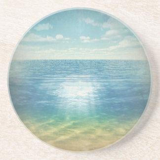 Insta Beach Beverage Coasters