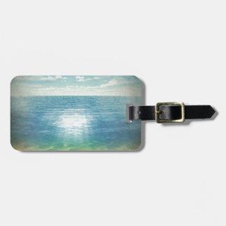 Insta Beach Luggage Tag