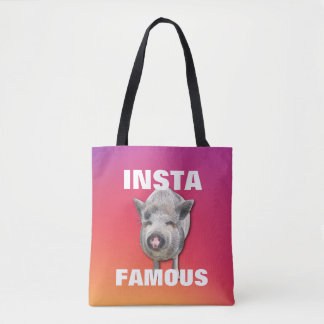 Insta-Famous Tote Bag