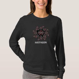 INSTAGON - Chaos Sun T T-Shirt