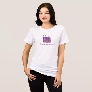 Instagram Follow me T-Shirt