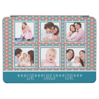 Instagram Photo Collage Decorative Pattern iPad Air Cover