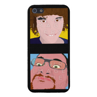 Instagram Two Photo Custom iPhone Case Cover For iPhone 5/5S