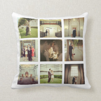 instagram wedding pillows