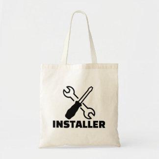 Installer Tote Bag