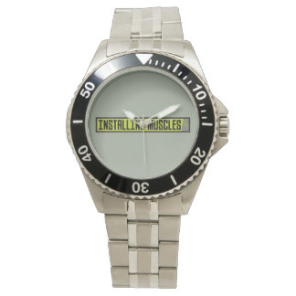 Installing muscles workout Zh1sq Watch