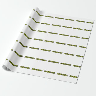Installing muscles workout Zh1sq Wrapping Paper