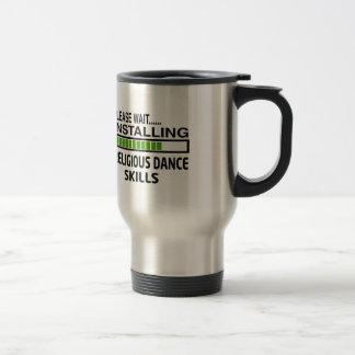 Installing Religious Dance Skills Coffee Mug
