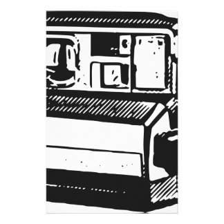 Instant Camera Stationery