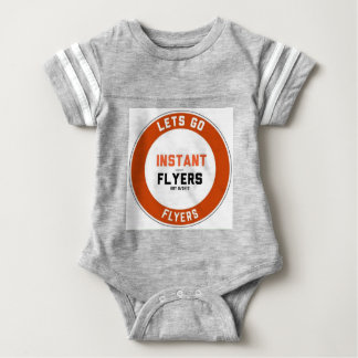 Instant_Flyers Baby Bodysuit