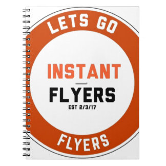 Instant_Flyers Notebook