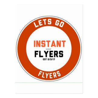 Instant_Flyers Postcard