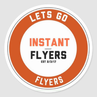 Instant_Flyers Stickers