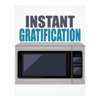 Instant Gratification Letterhead