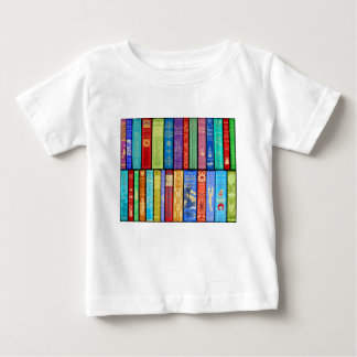 Instant Library ~ Story Time ~Light and Bright Baby T-Shirt