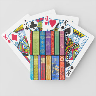 Instant Library ~ Story Time ~Light and Bright Bicycle Playing Cards