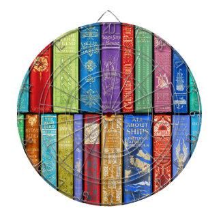 Instant Library ~ Story Time ~Light and Bright Dartboard