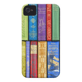 Instant Library ~ Story Time ~Light and Bright iPhone 4 Covers