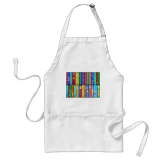Instant Library ~ Story Time ~Light and Bright Standard Apron