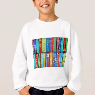 Instant Library ~ Story Time ~Light and Bright Sweatshirt
