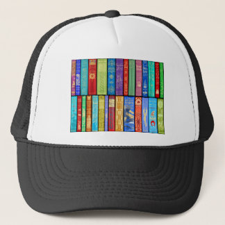 Instant Library ~ Story Time ~Light and Bright Trucker Hat