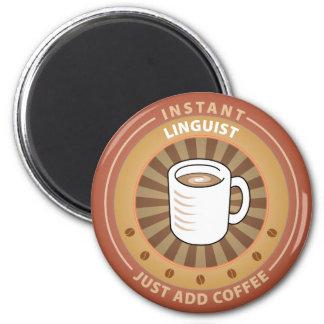 Instant Linguist 2 Inch Round Magnet