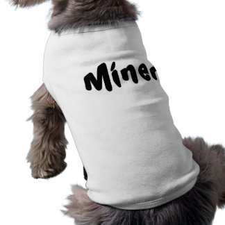 Instant Miner Dog Costume Shirt