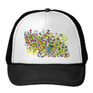 Instant_Music Trucker Hat