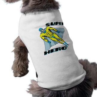 Instant Pet Superhero Costume T-shirt