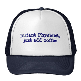 Instant Physicist Hat