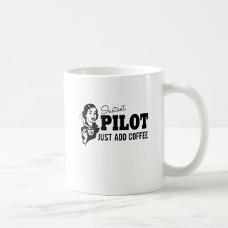 Instant Pilot Just Add Coffee Mug