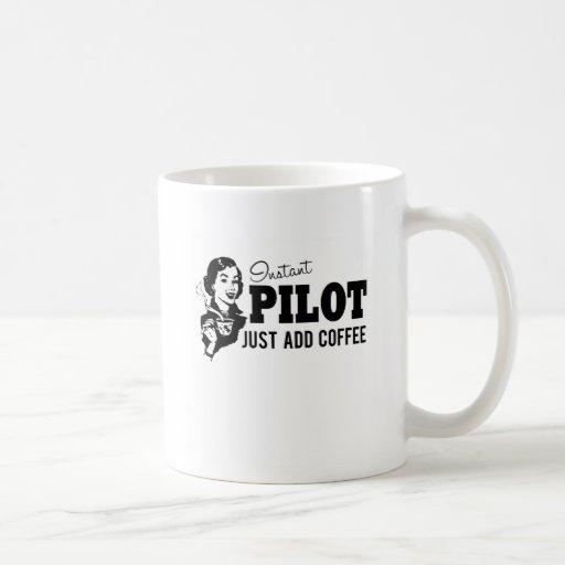 Instant Pilot Just Add Coffee Mug