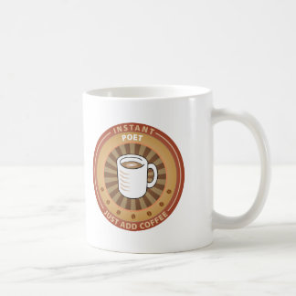 Instant Poet Coffee Mug