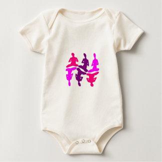 Instinctive Behavior Baby Bodysuit