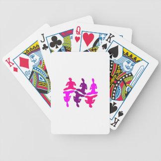 Instinctive Behavior Poker Deck