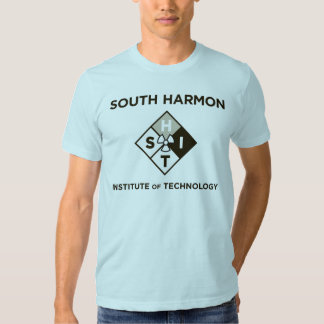 Institut de Technologie du sud de Harmon - admis T-shirt